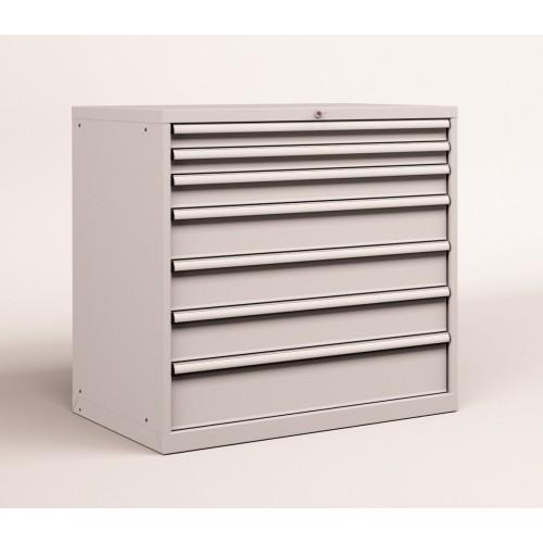 Cassettiere Metalliche Per Officina Prezzi.Cassettiera Metallo Industriale Officina 54 X 36 Eh L 1023 X P 725