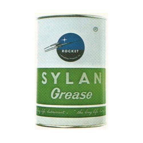 Sylan Grease in VASO da kg 0,900 per cuscinetti e alte temperature Lubrificanti Speciali