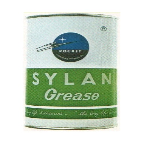 Sylan Grease Fusto da 180kg per cuscinetti e alte temperature S180 Lubrificanti Speciali