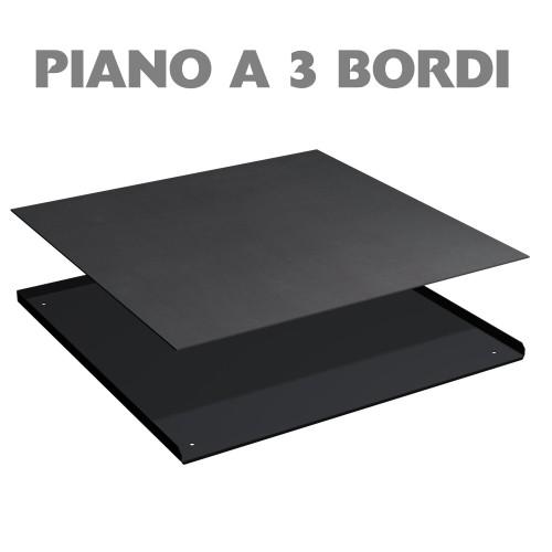 RIPIANO A 3 BORDI + GOMMA 27x27  S11-20025